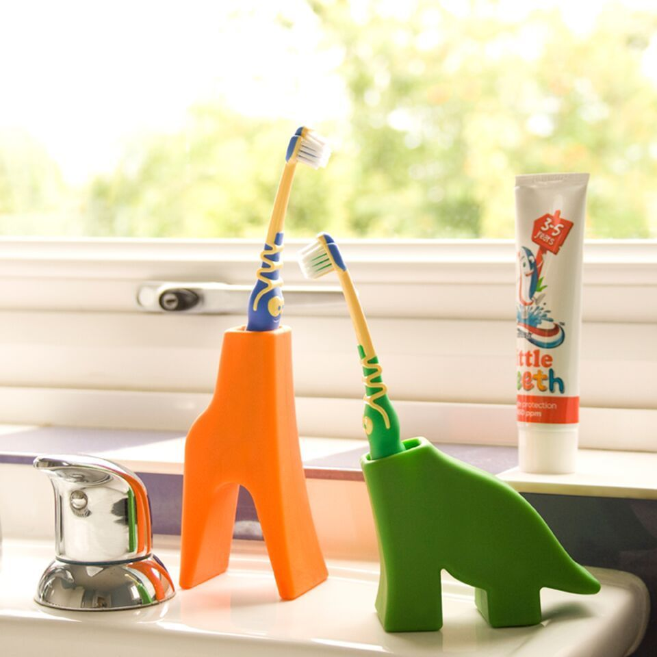 Animal Toothbrush Holder By J Me Design Lifestyle Be