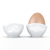 Egg Cup Set dreamy & kissing by Fiftyeight