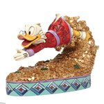 Dagobert Duck & seine Goldtaler - Disney Figur