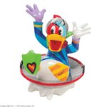 Donald in Disc Sled - Britto Disney