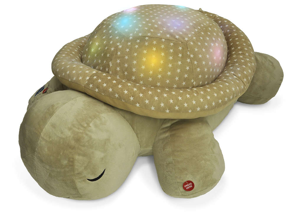 Giant Plush Twilight Turtle Led Cloud B Berlin Gifts Shop