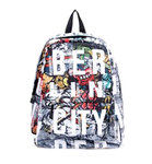 Rucksack Berlin City Graffiti