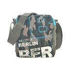 Shoulderbag Berlin Camouflage Robin Ruth