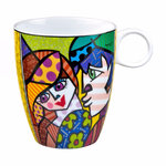 "Britto Tasse ""Delicious"" - Goebel"