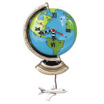 Globe World Clock - Allen Designs