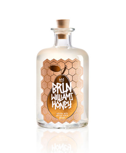 BRLN Williams Honey - Berliner Likör 40ml