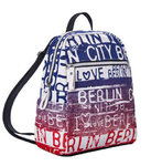 Small Bagpack I love Berlin by Robin Ruth