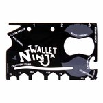 Wallet Ninja - 18in1 Multitool card