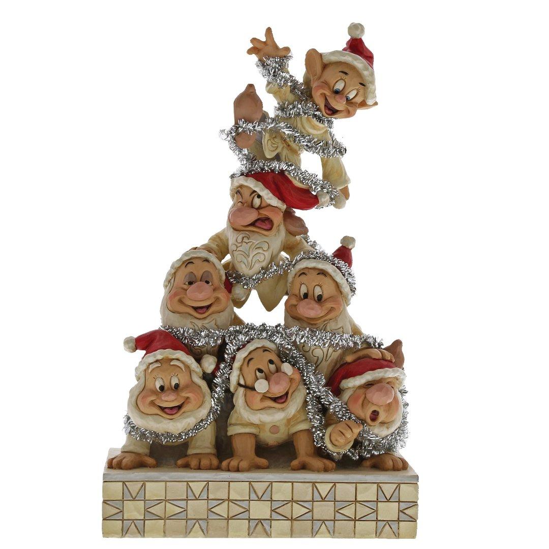 DISNEY TRADITIONS Grumpy NEU//OVP sieben Zwerge Figur Anhänger Ornament 7