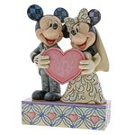 Two Souls One Heart Wedding - Mickey & Minnie Hochzeit