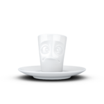 "Espresso Cup ""Baffled"" - 58 products"