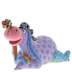 Eeyore with Butterfly Mini Figur - Britto Disney
