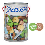 Resources - Expert Pack 144pcs