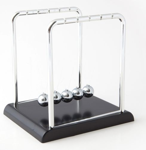 Big Newton´s Cradle