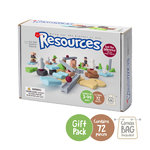 Resources - Gift Pack 72pcs