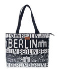 Berlin City Shopper Tasche L