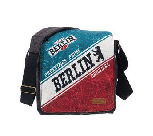 87cc821b99 Shoulder bag Greetings from Berlin M
