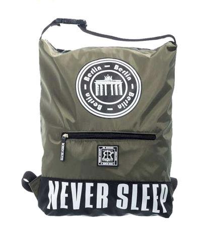 f06a20b133 Berlin City Shopper Bag multicolor M New · 13.90 € * · Bagpack Berlin Never  Sleep green by Robin Ruth