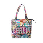 Berlin City Shopper Bag multicolor M