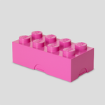 Lego Lunch Box Pink