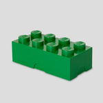 Lego Lunch Box Green