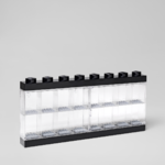 LEGO MINIFIGURE DISPLAY CASE 16 black
