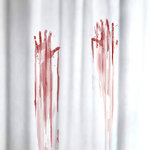 Bloodbath - Shower Curtain