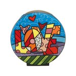 Love - Vase by Romero Britto