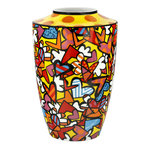 All we need is Love - Vase by Britto