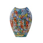 City Birds - Vase James Rizzi
