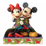 Warm Wishes - Mickey & Minnie Figurine