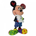 Mickey Mouse Thinking Figur v. Britto