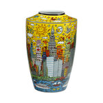 My New York City Sunset - Vase by Rizzi