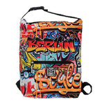 Berlin Grafitti Bagpack by Robin Ruth