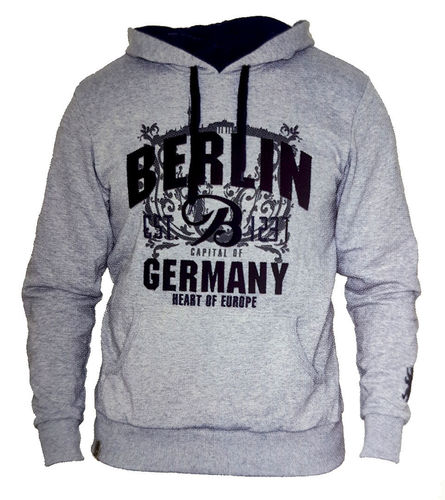 Berlin Germany Kapuzensweater