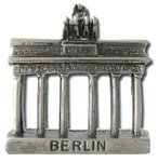 Miniature Brandenburg Gate Berlin - Metal