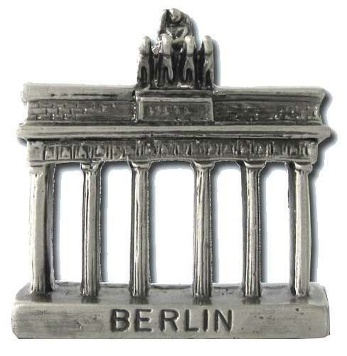 Berlin Miniatur Brandenburger Tor Metall