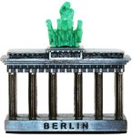 Berlin Miniature Brandenburg Gate Metal