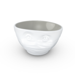 Bowl Hopeful (with mask) - grey inside - 58 products